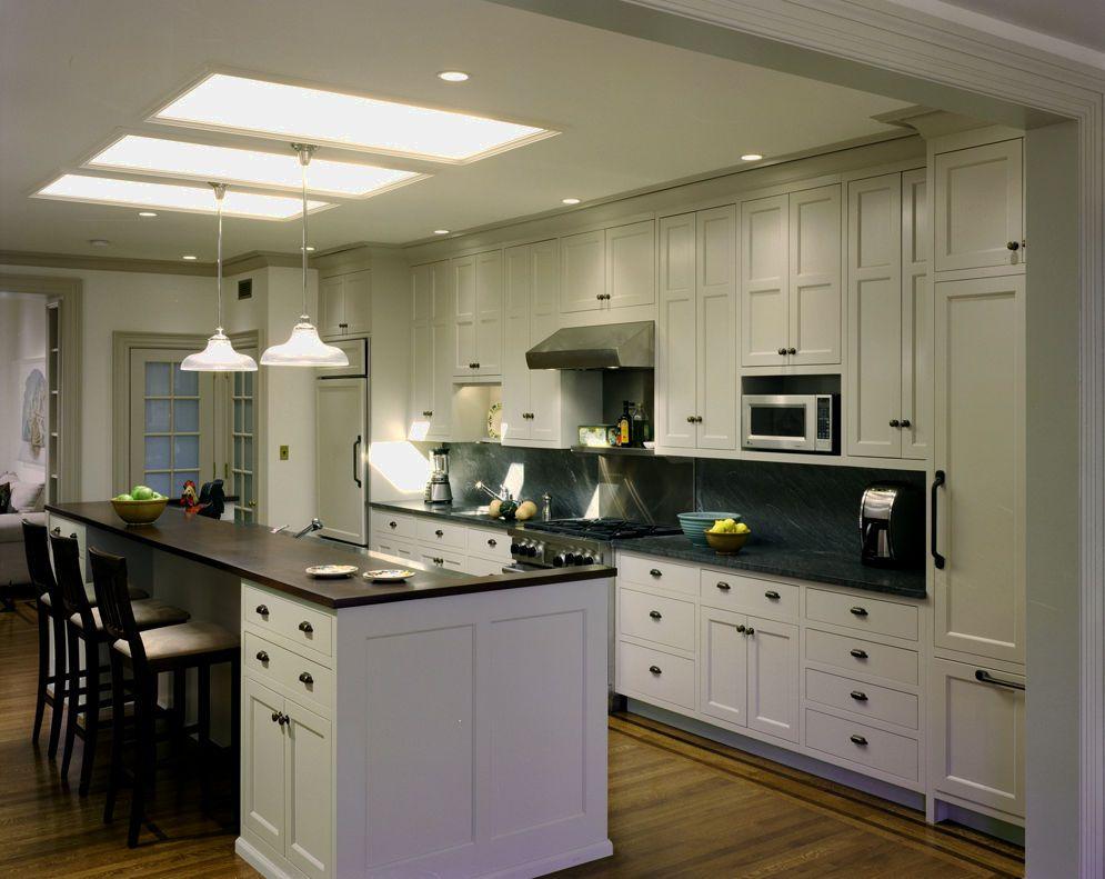 Open Galley Kitchen Design Ideas ~ Big kitchen design ideas large galley modern designs bookmark home
