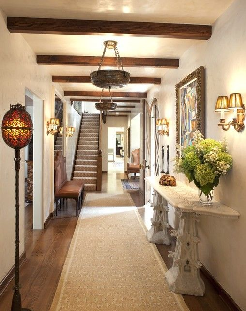 charming modern wood ceiling bedroom   16 Charming Rustic Entrance Designs That Abound With ...