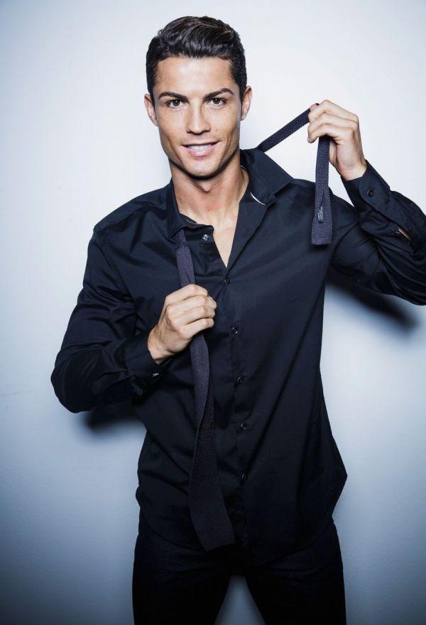 LOS PEINADOS DE CRISTIANO RONALDO #moda #style Cortes de pelo - corte de cristiano ronaldo