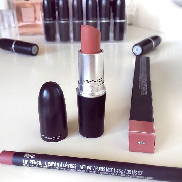My all time favourite MAC lipstick, lip
