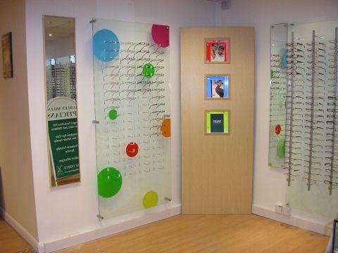 Eyeglass Frame Displays Optical Frame Displays For