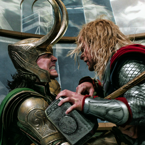 thor versus loki an analysis Thor vs iron man thor comes to blows thor threatens loki thor isn't happy to see loki here and proceeds to threaten him with mjolnir as we see a thunderstorm raging in the background this would have been a very cool visual to see on the big screen.