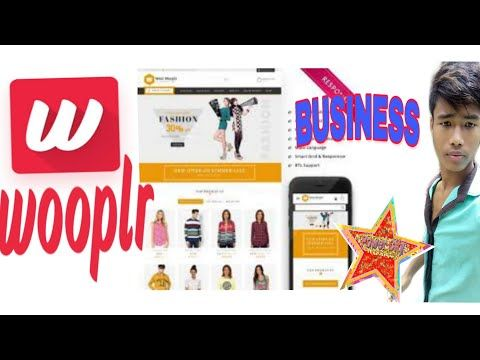 Wooplr application onlinebusiness kaise karte hain is