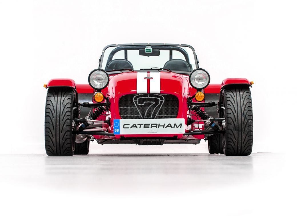 Born of Caterham's inescapable urge to continually develop the Seven, as well as its ongoing work to hone its acclaimed domestic motorsport programme, the Seven 310 was a happy accident that may just take the Seven to the pinnacle of its prowess. With an upgraded 1.6-litre Ford Sigma engine, the 310 produces an extra 20bhp. The upgrade was destined to be an aftermarket option but, once the car hit the road, there was no question that it would become a classic in its own right.