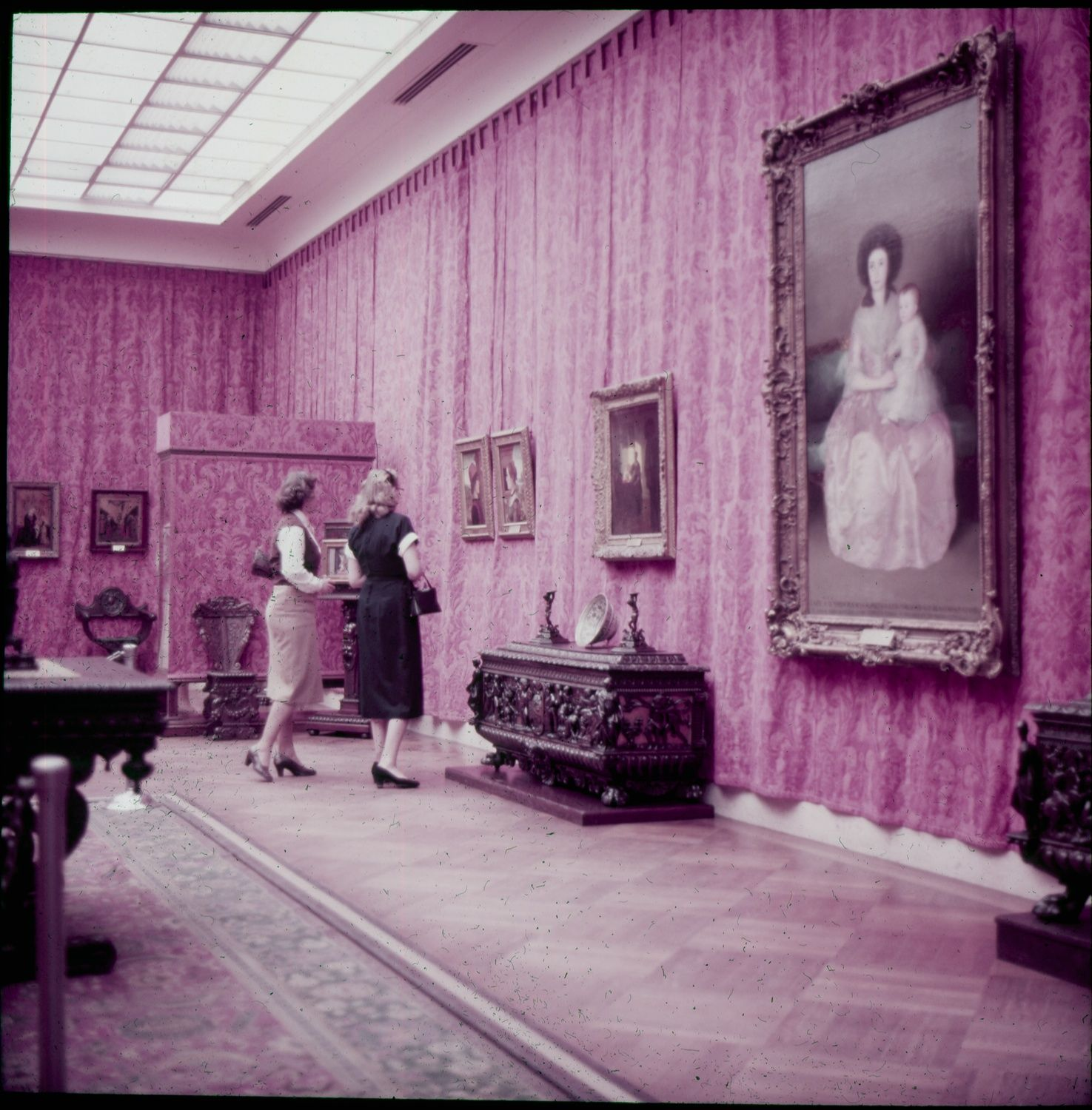 The Metropolitan Museum of Art, Paintings Gallery 27: The Lehman Collection…