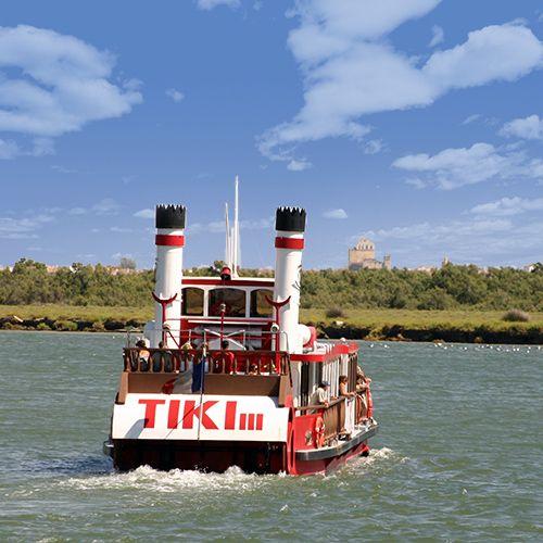 TIKI Croisière En Bateau En Camargue Découverte De La Camargue - Location bateau port camargue
