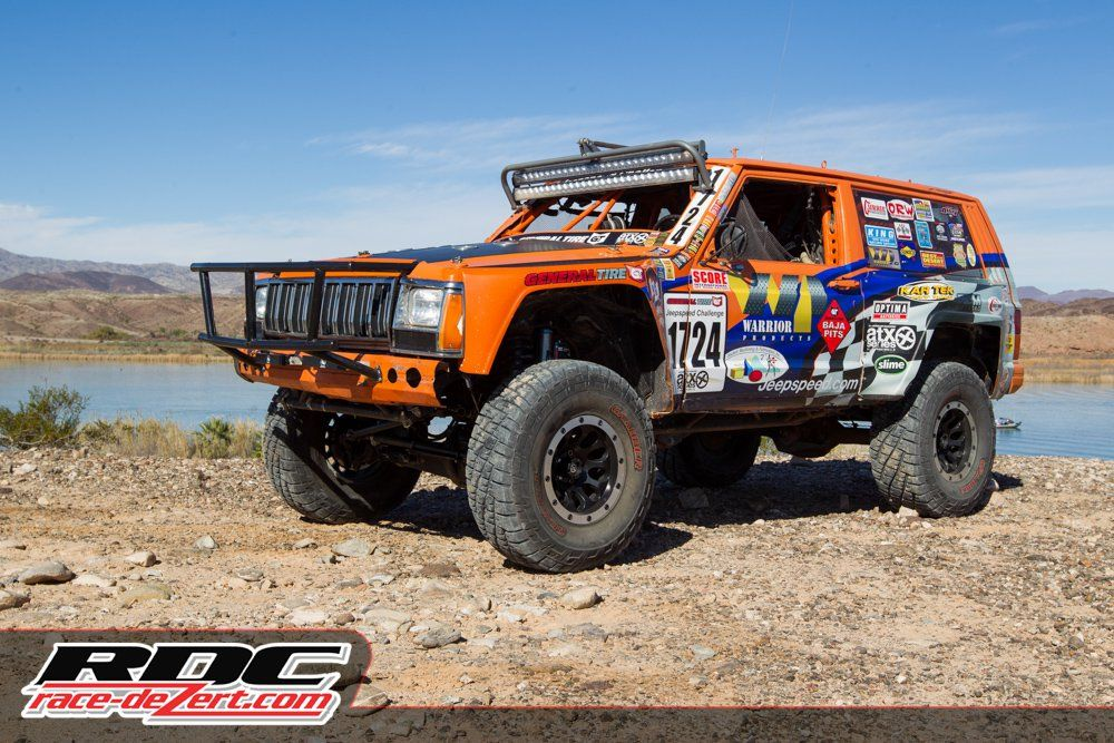 Race A Jeep Wrangler Jeepspeed Is Affordable Off Road Racing Jeep Jeep Xj Jeep Cherokee Xj