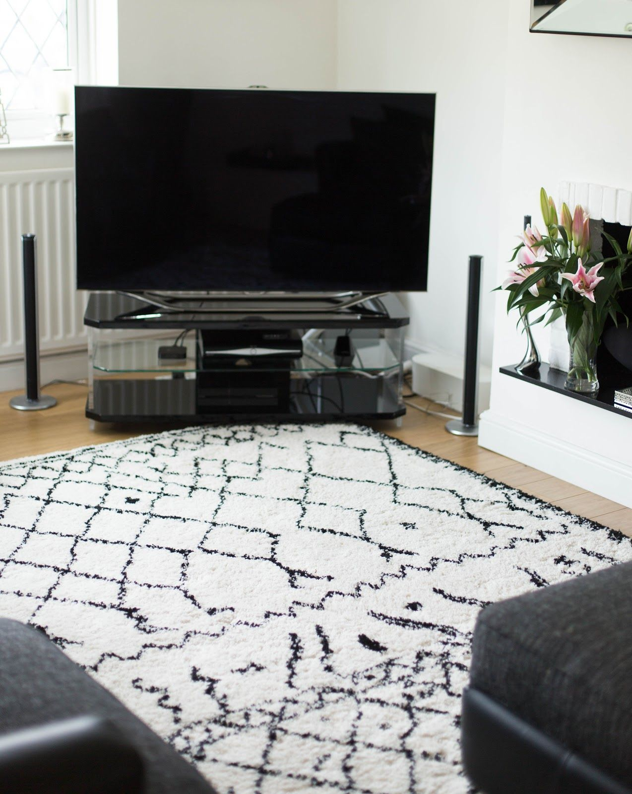 THE LA REDOUTE RUG | Shaggy rug, Moroccan and Interiors