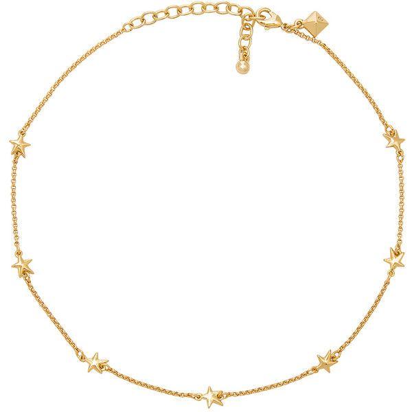 Afin Atelier Choker Necklace in Metallics 9v5YEvtby