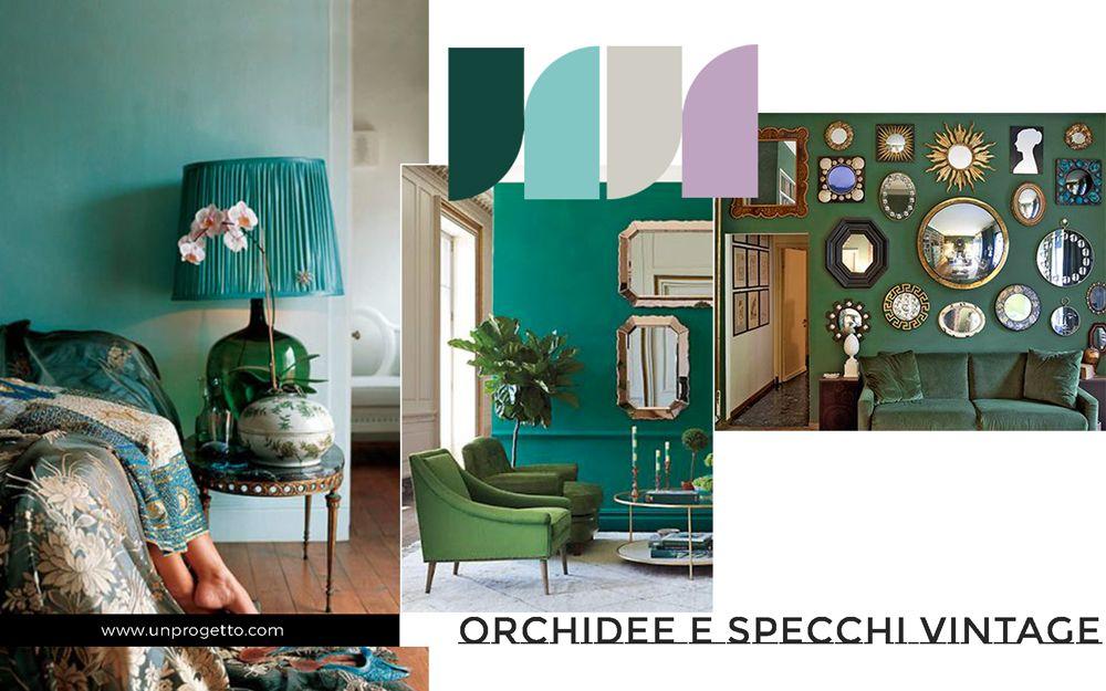 Camere Da Letto Verde Tiffany : Tonalità di verde per la casa quali scegliere e come abbinare i