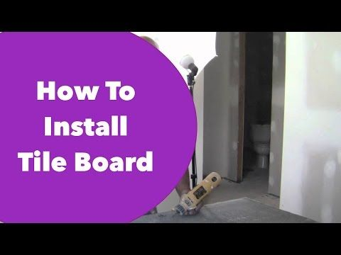 How To Make A Shower Pan Youtube Tile Installation