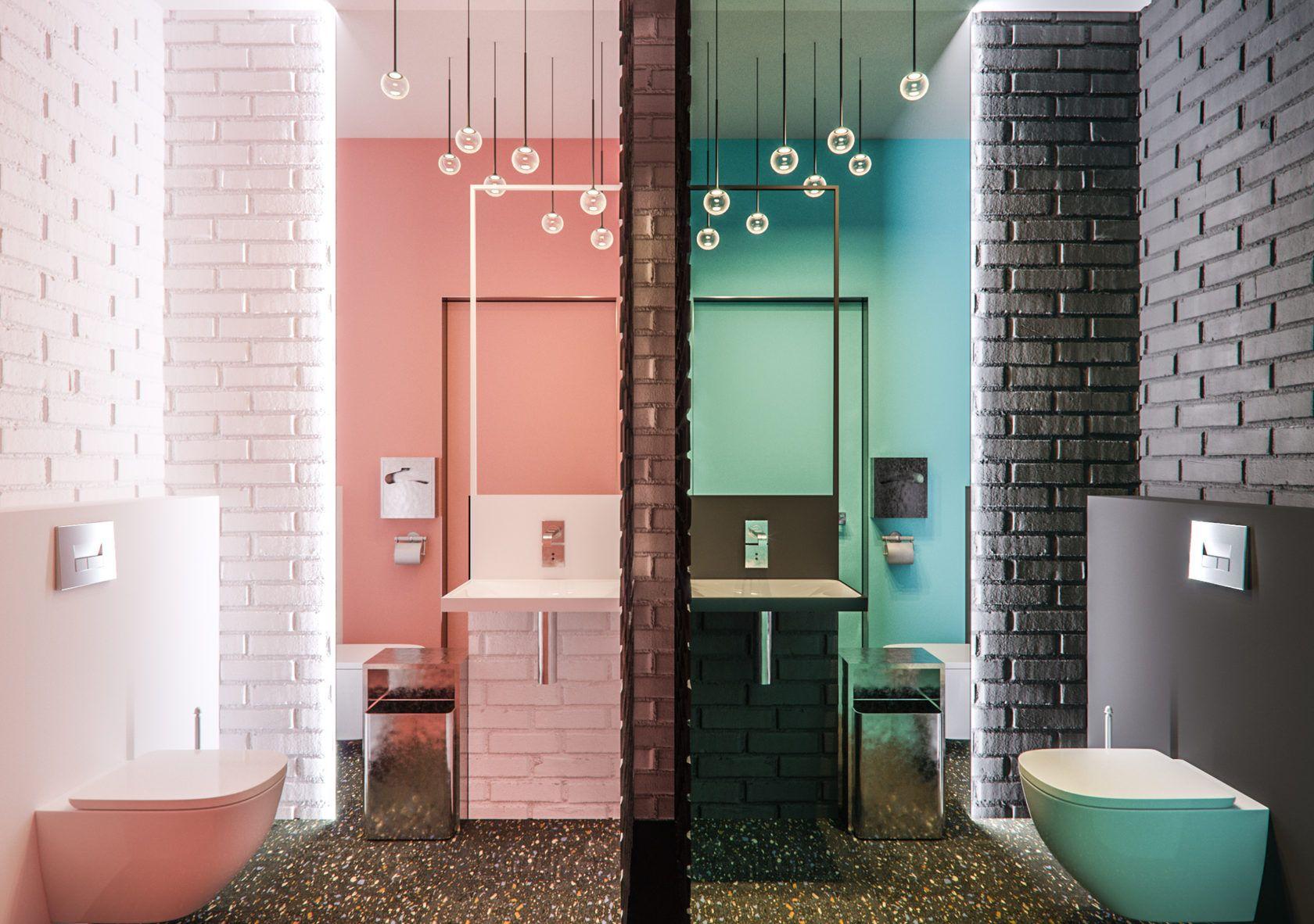 дизайн офиса в современном стиле фото 1