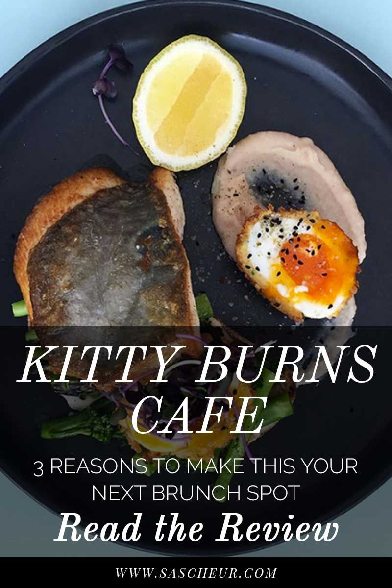 Should you eat at Kitty Burns cafe this weekend? Yes, you should - the cronuts…