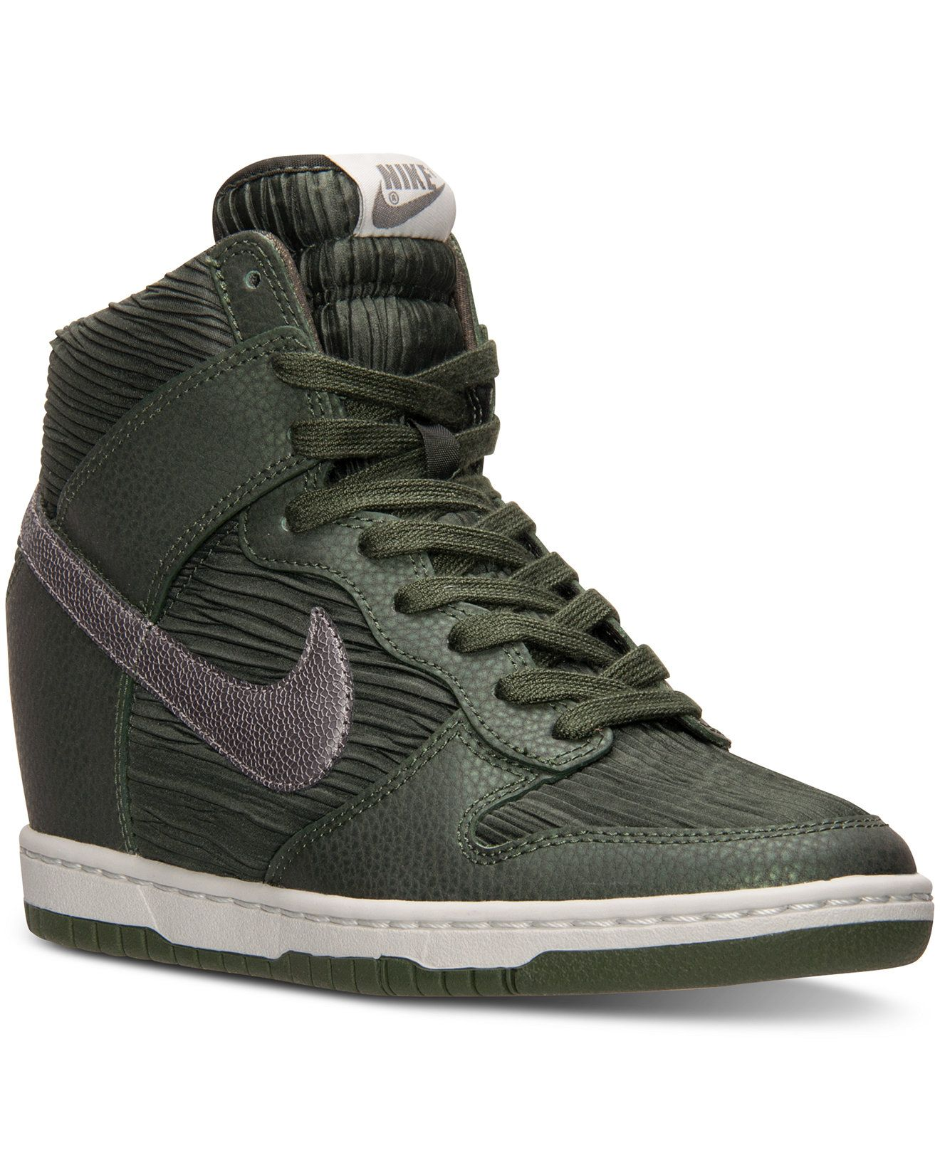 011bc0bba9d3 ... cheap nike womens dunk sky hi casual sneakers from finish line nike  women macys af2f4 30971