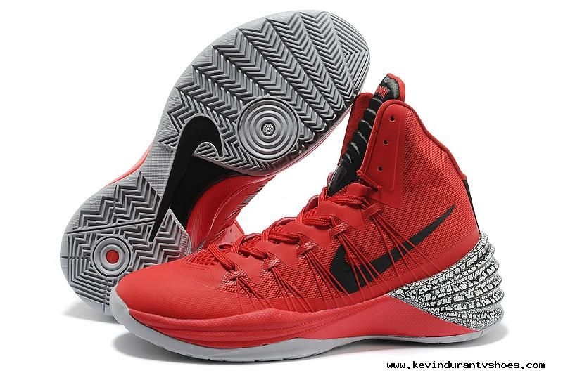 promo code bc9a6 cdda1 Nike Hyperdunk 2013 XDR University Red Black-Wolf Grey Shoes store sell the cheap  Nike Hyperdunk 2013 online, it is high quality Nike Hyperdunk 2013 ...