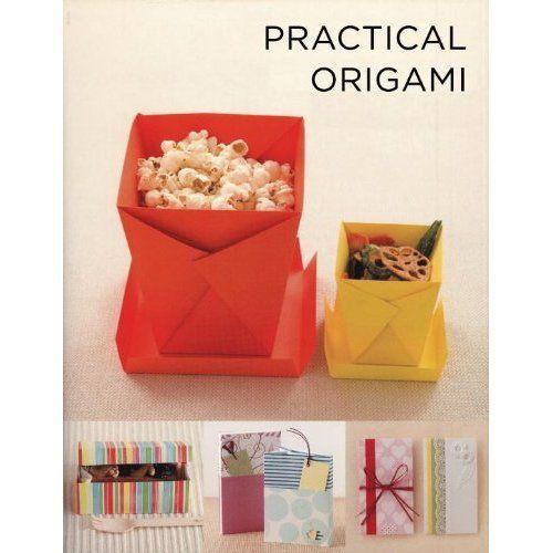 El origami, no solo para hacer figuritas para decorar