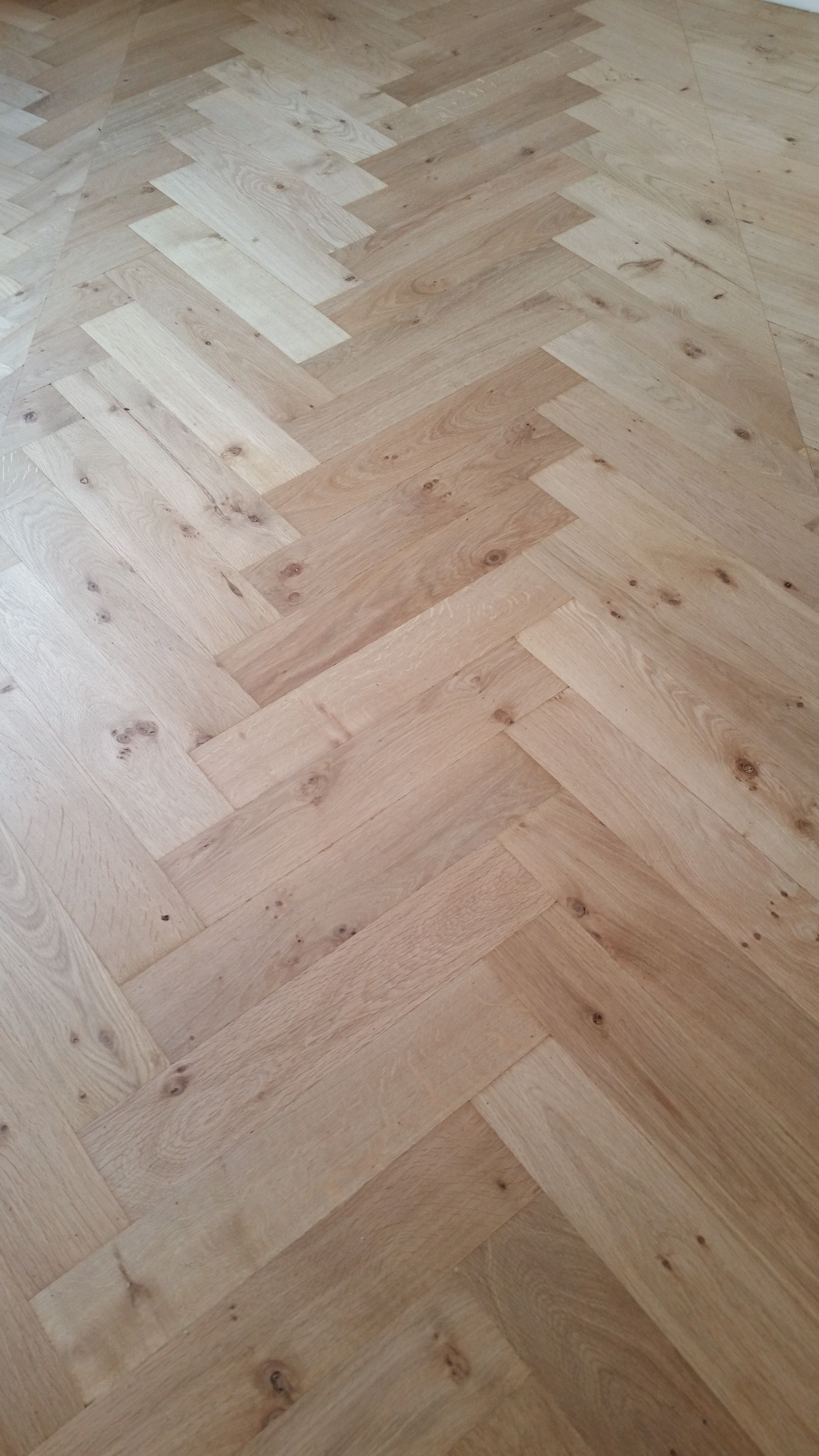 visgraat vloer eiken rustiek ab afwerking devo stompmat patroon