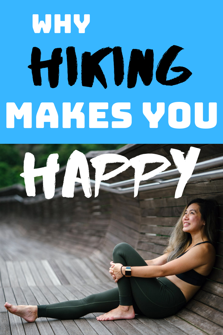 Data Backed Hiking: Your Way To A Happier Mind, Body, and Soul