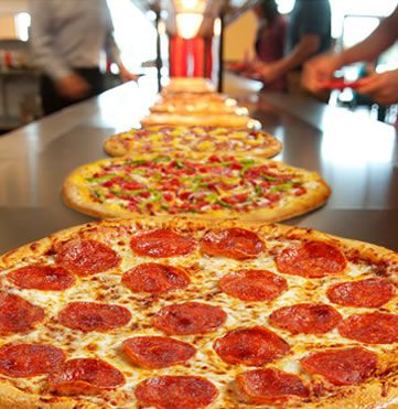 Cici S Pizza Free Buffet With Purchase Of An Adult Buffet And