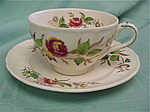 Marlborough Royal Petal Rosalind Teacups