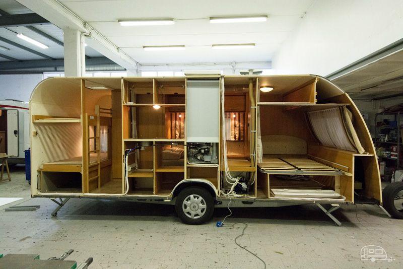 Interiores da alma camping good away pinterest - Interior caravana ...