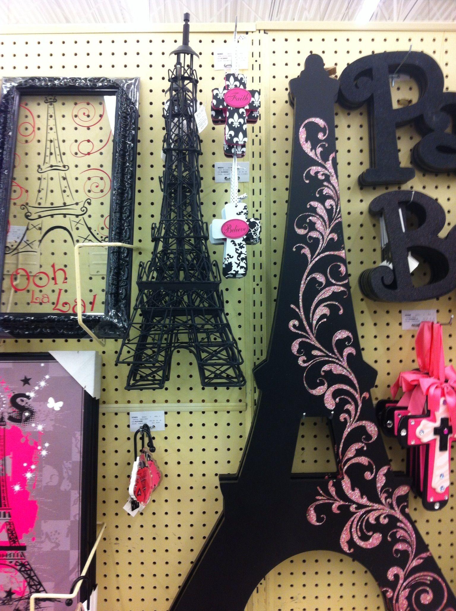 Eiffel Tower Wall Decoration Found One Just Like It At Hobby Lobby Description From Pinterest Com Paris Room Decor Paris Decor Bedroom Paris Themed Bedroom