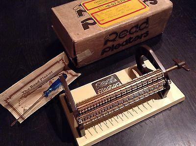 Read 16 Needle Smocking Pleater Machine (Gathering Machine
