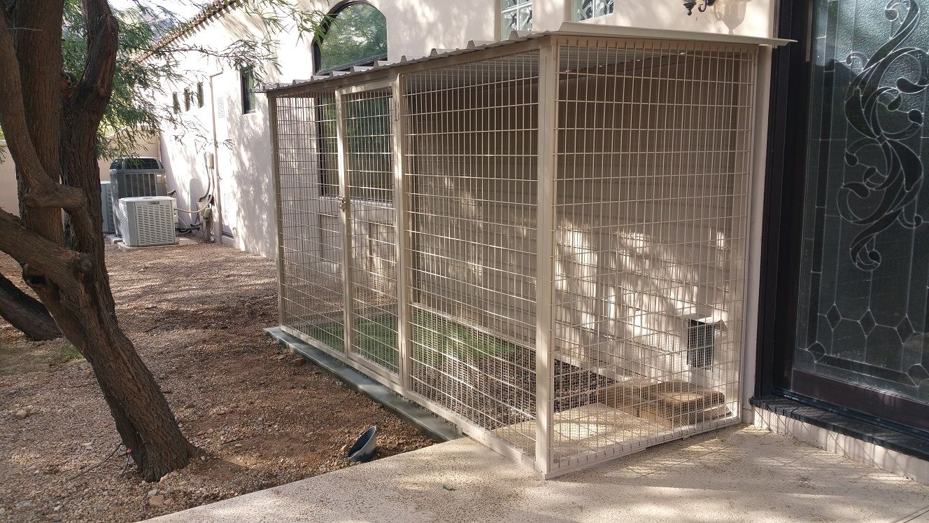 6 foot tall kennels for dogs pet kennels dog kennels