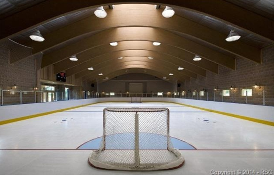 Residential Indoor Ice Hockey Rink Nice Ice Hockey Rink Hockey Rink Ice Hockey