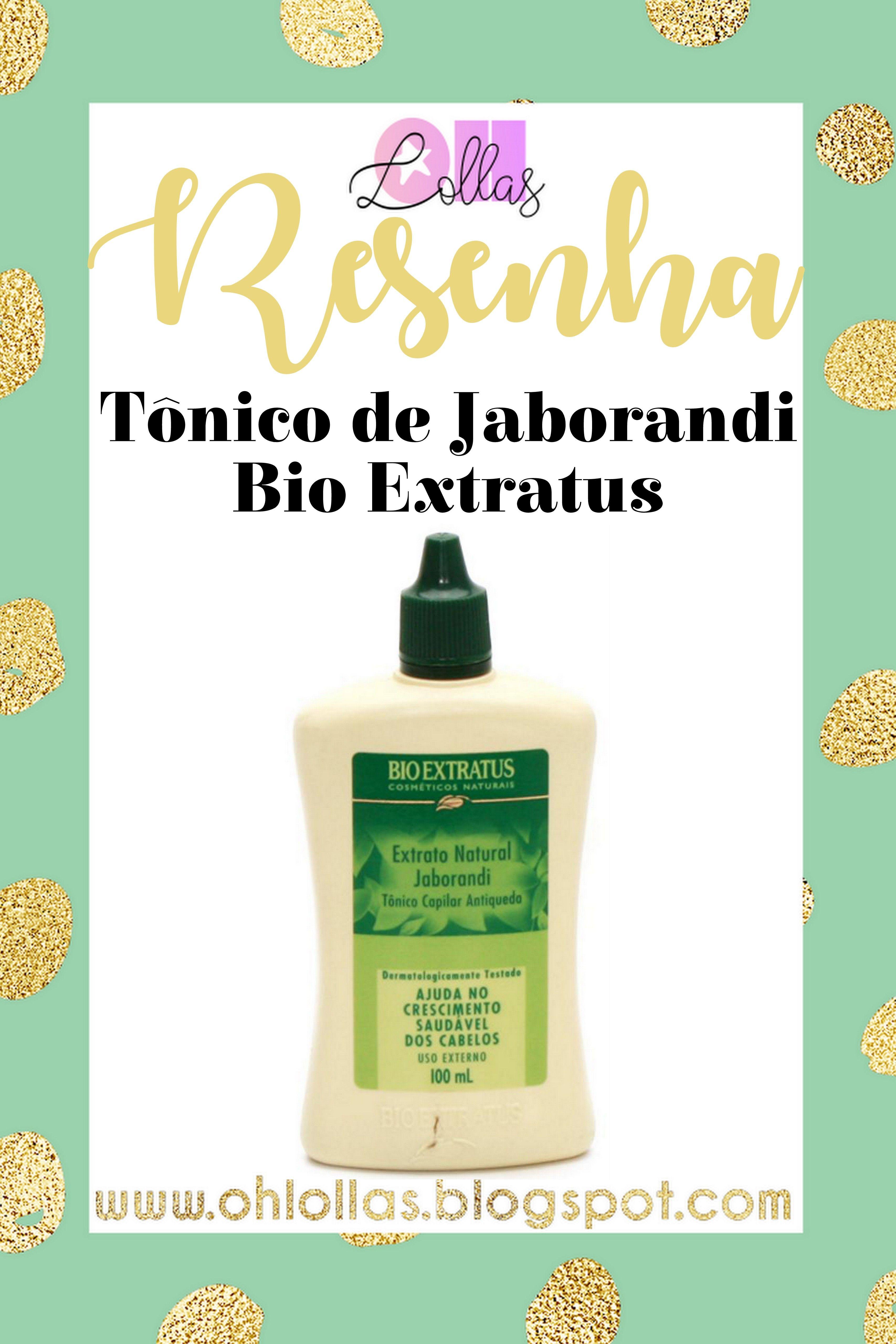 Funciona Tonico Capilar Antiqueda Bio Extratus Tonico Capilar