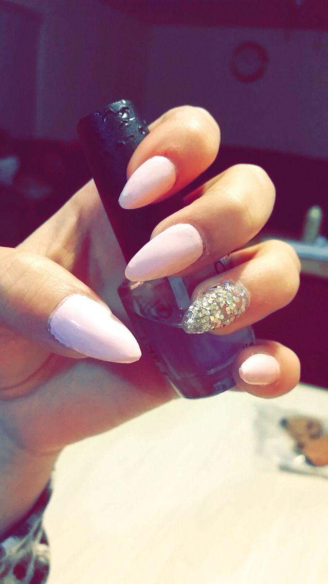 My new set of stelleto nails | Nails | Pinterest | Hot nails, Nails ...