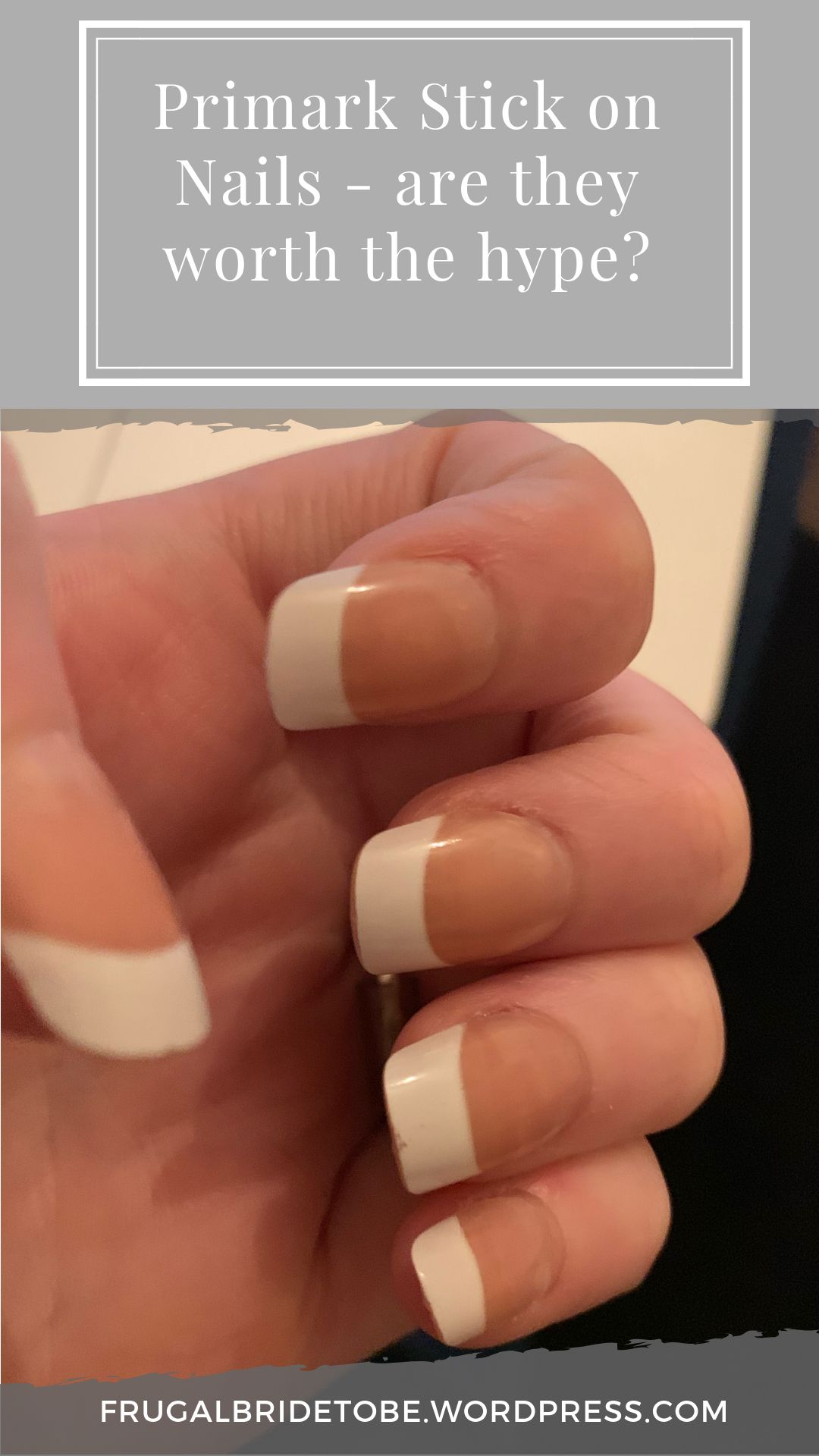 Primark 1 False Nails Are They Worth The Bargain Price Tag False Nails Stick On Nails Nails