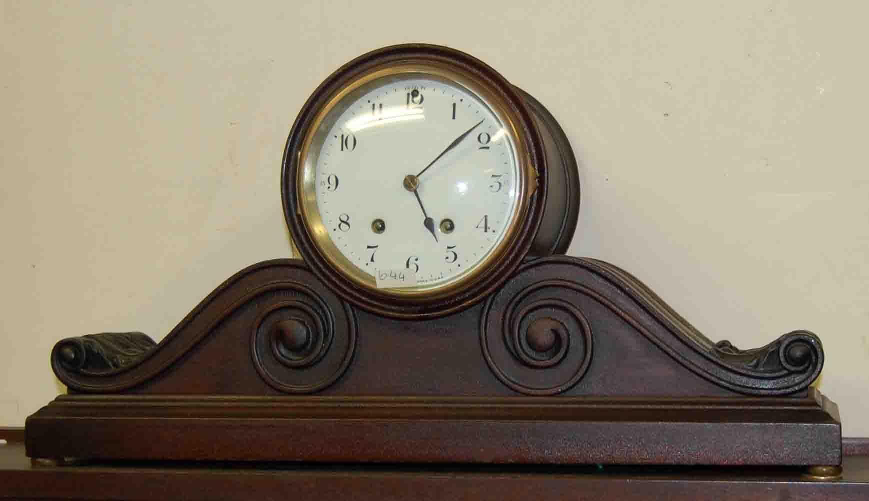 Antique tambour mantel clocks mackeys antique clock repair antique tambour mantel clocks mackeys antique clock repair parkersburg wv amipublicfo Images