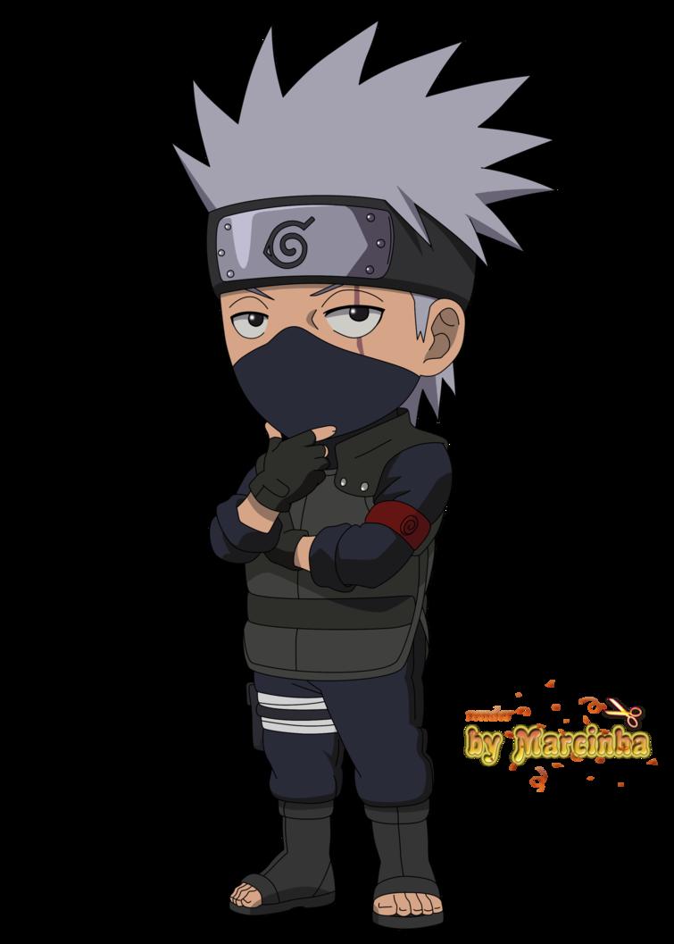 Chibi Kakashi The Last By Marcinha20 On Deviantart Chibi Naruto Characters Chibi Naruto Sasuke Sakura