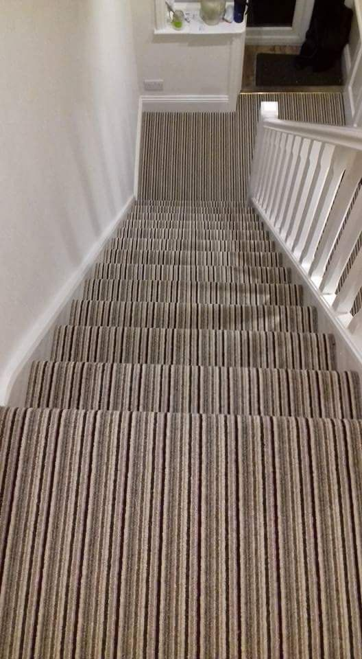 Don T Let Your Stairs Be Boring Add Some Stripes On Your
