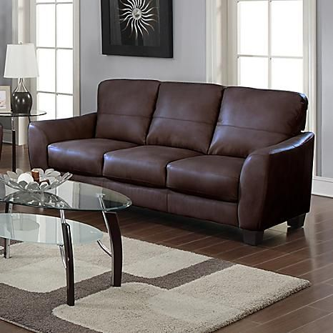 Charmant Navinzi Naples Leather Sofa Range