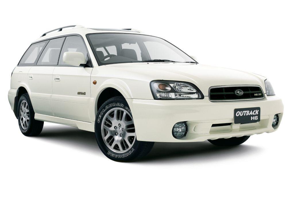 Subaru Outback 3 0i H6 Au Spec Bh 2001 03 Subaru Outback Subaru Outback