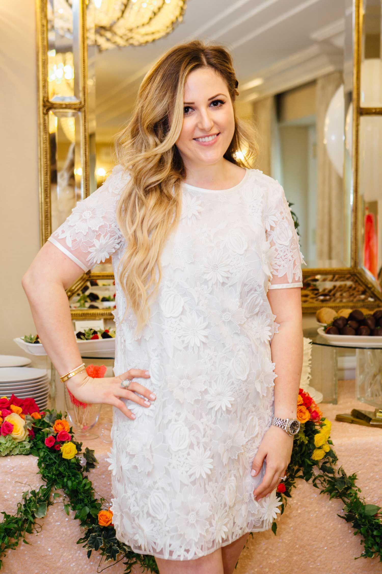 Park Art My WordPress Blog_Modest White Dress For Bridal Shower