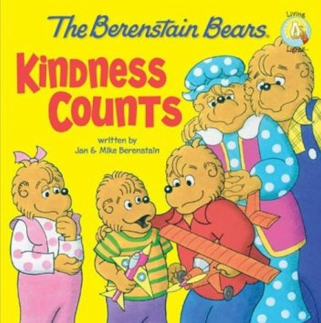 Berenstain Bear Christian Children\'s Kindle ebook deals about about ...