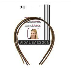Vidal Sassoon Thin Headband No Headache 3Pk Item #14442 Color May Very by Vidal Sassoon. $7.99. VS-14442. Color May Very. 078729144428. Vidal Sassoon Thin Headband No Headache. 3 Headbands. Vidal Sassoon Thin Headband No Headache 3Pk Item #14442 Color May Very. Save 47% Off!