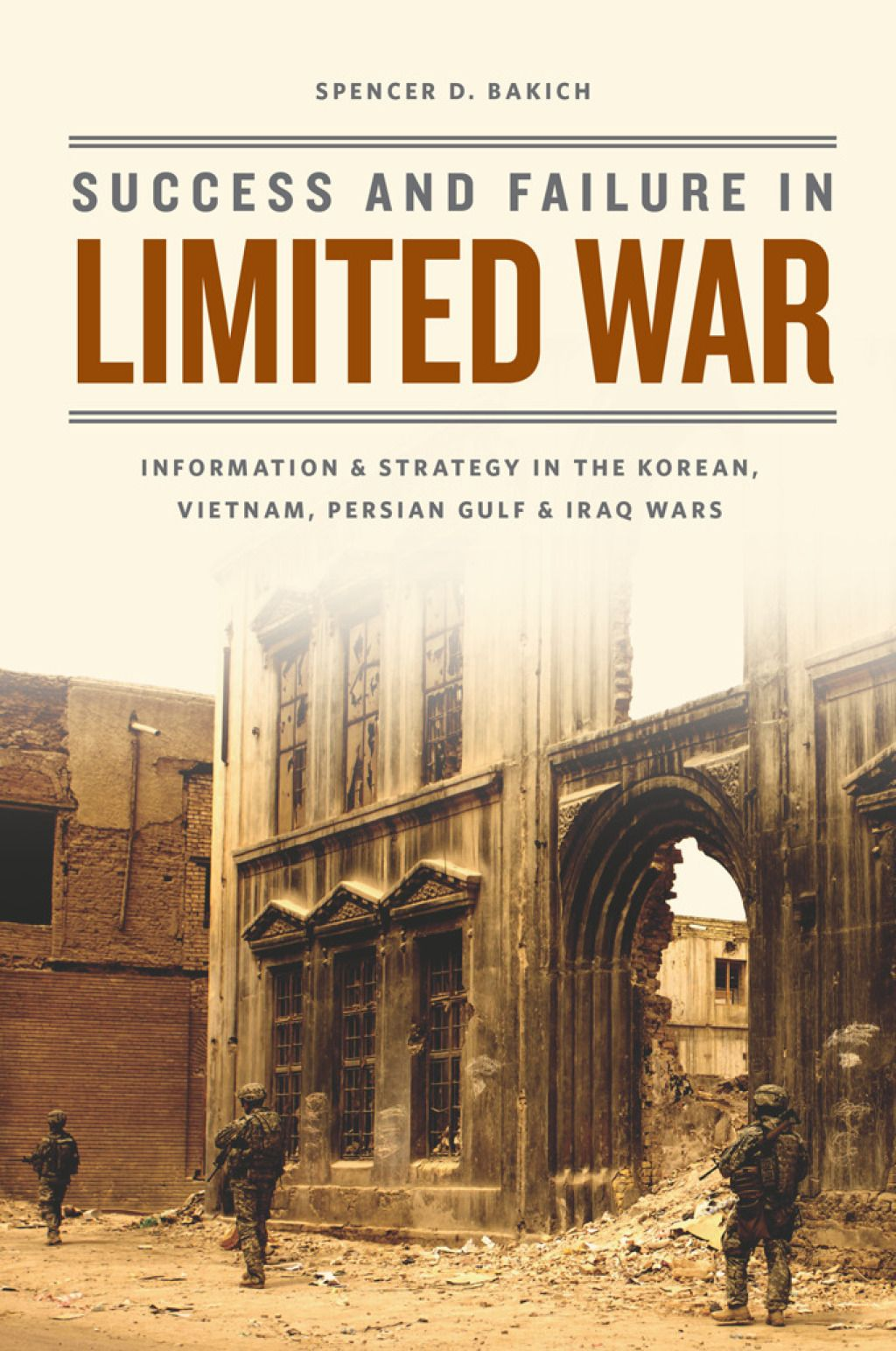 Success And Failure In Limited War Ebook