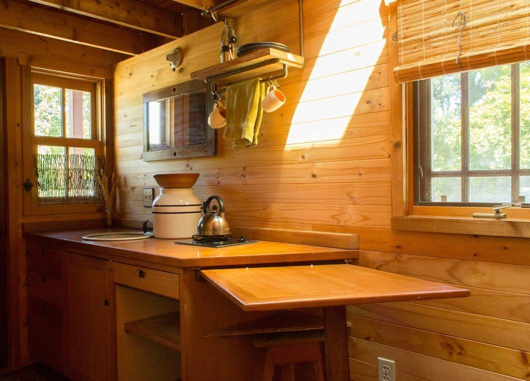 Tiny house interior design ideas  stunning tiny house kitchen design ideas  tiny houses house