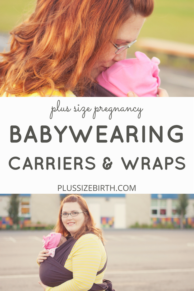 Plus Size Babywearing Carriers And Wraps Plus Mommy Plus Size
