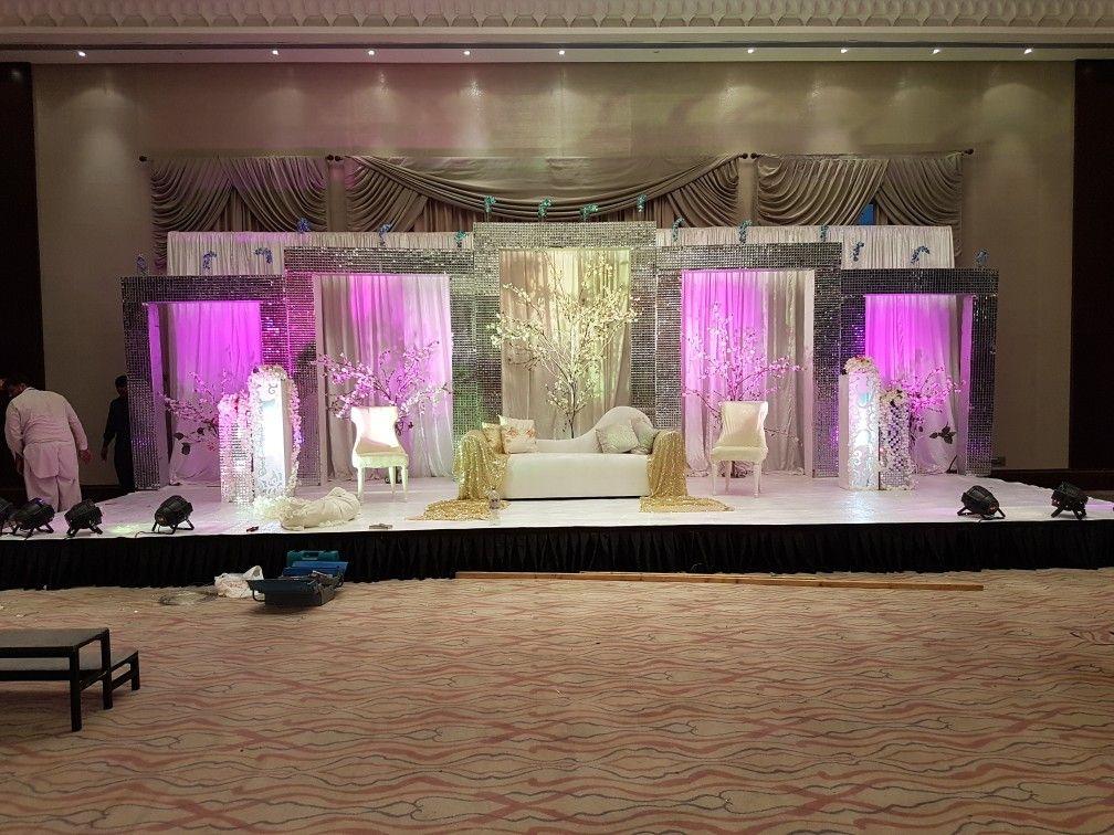 Wedding Kosha Backdrop Idea Stage Decoration Stage Decorations Wedding Stage Decor