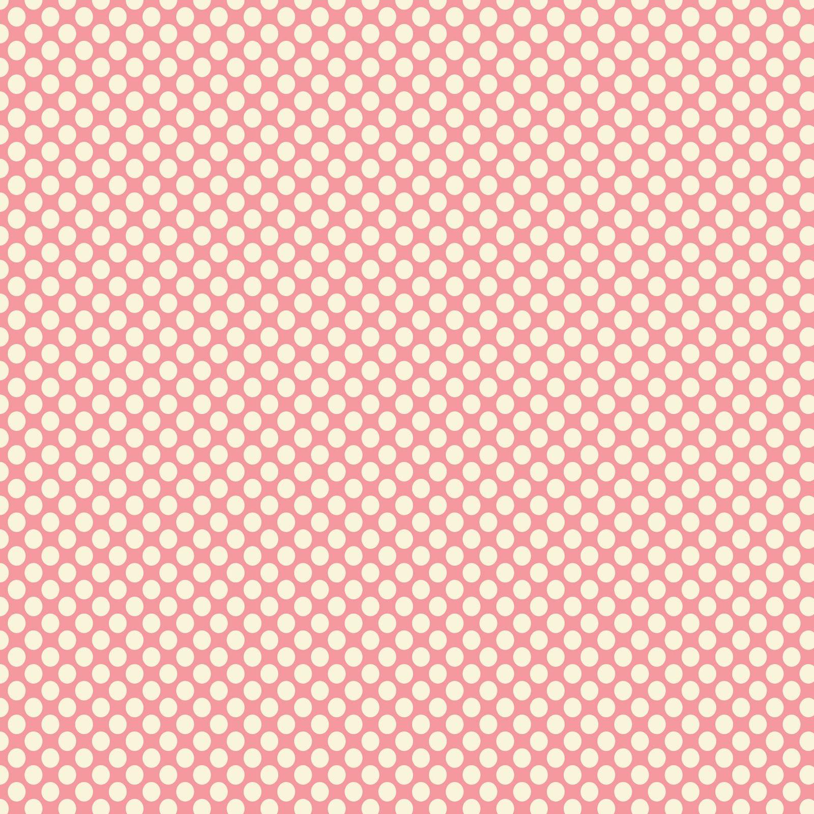 FREE ViNTaGE DiGiTaL STaMPS Polka Dot BackgroundPaper BackgroundPink
