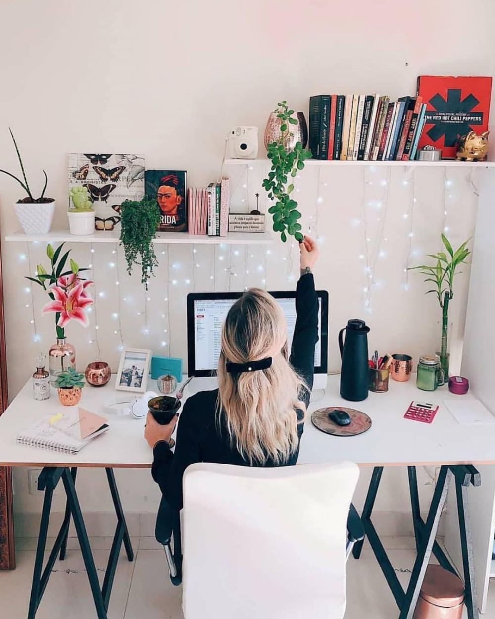 home office idea Living Room Ideas (con imágenes