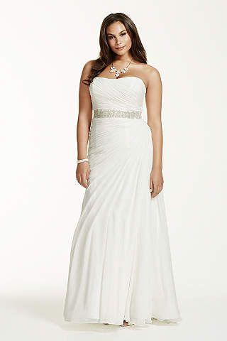 Plus Size Wedding Dresses & Bridal Gowns | David\'s Bridal | moms ...