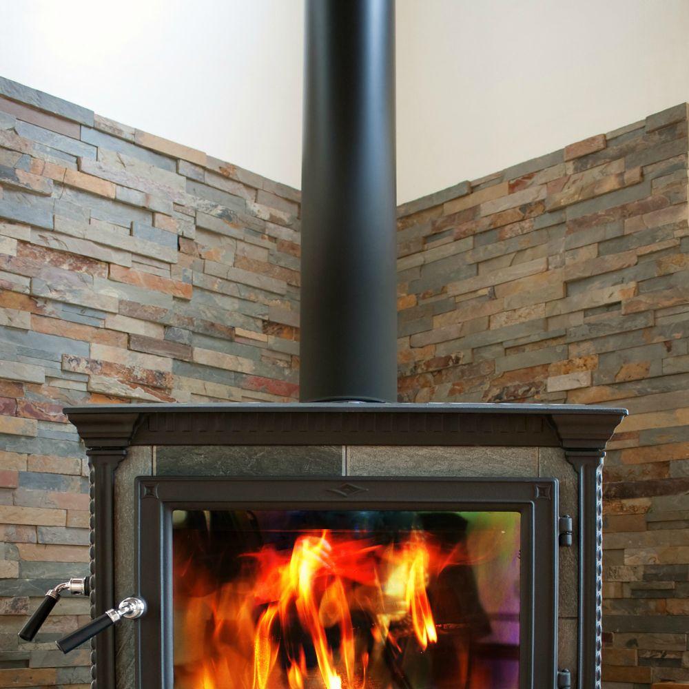 Anatolia Ledgestone - Sierra 6x24 - On Sale $4.89 sq.ft. Corner Wood  StoveWood ... - Anatolia Ledgestone - Sierra 6x24 - On Sale $4.89 Sq.ft