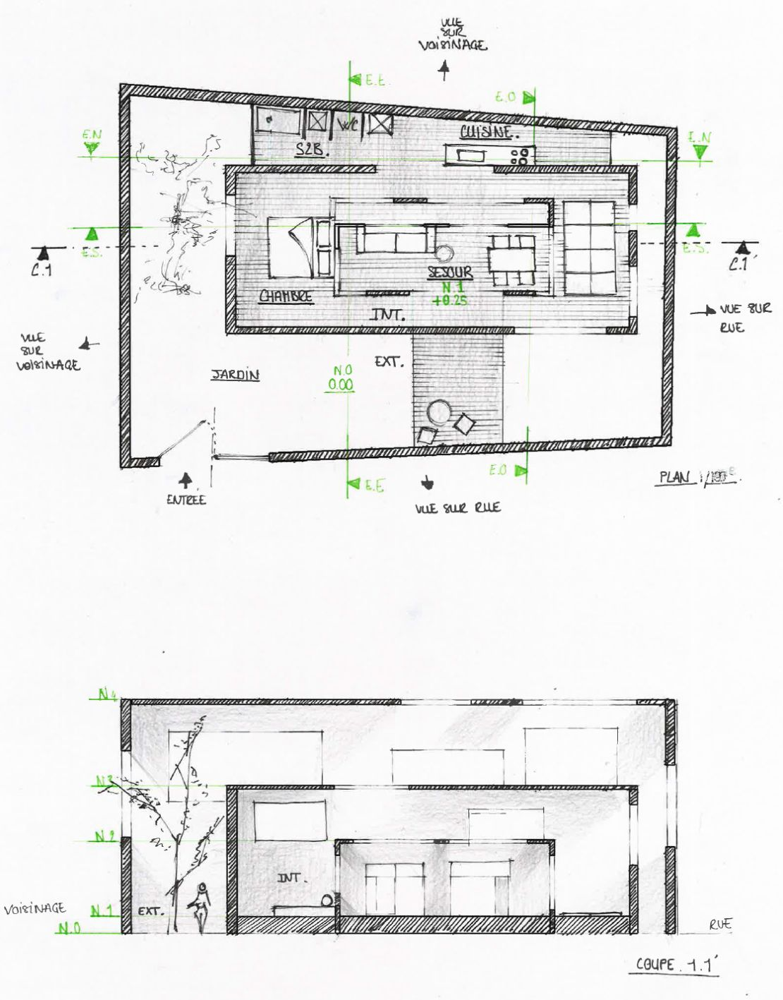 house n sou fujimoto oita jp 2008 medard doubletsusini aussedat maps plan de maison. Black Bedroom Furniture Sets. Home Design Ideas