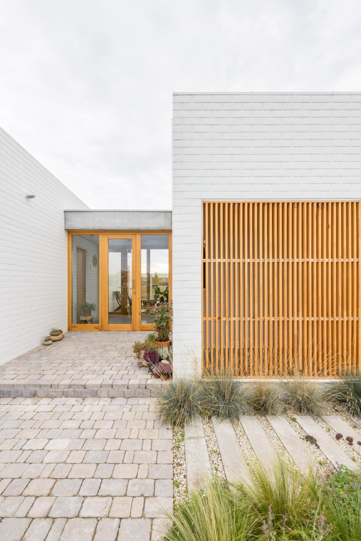Mattoni Bianchi Per Esterni pin su architettura